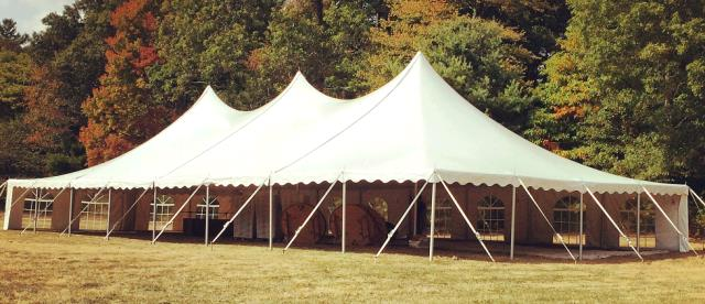 Where to find Pole Tent 40x80 in Plymouth
