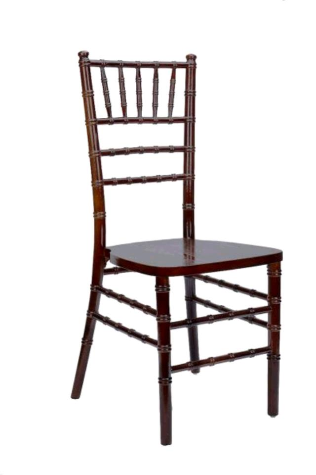 Where to find Chair - Chiavari fruitwood medium brown in Plymouth