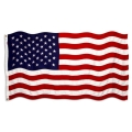 Rental store for 6 x10  Valley Forge American Flag in Plymouth MA
