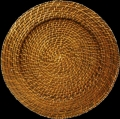 Rental store for 13in Light Brown Jute Rattan Charger in Plymouth MA
