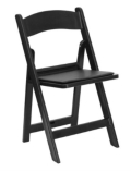 Rental store for Chair - Garden, Black w  black pad in Plymouth MA