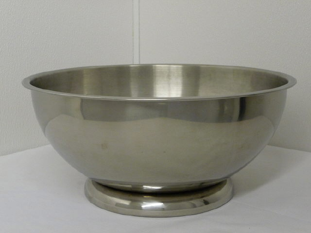 Where to find Serving Bowl - 3 Gal - Stainless in Plymouth