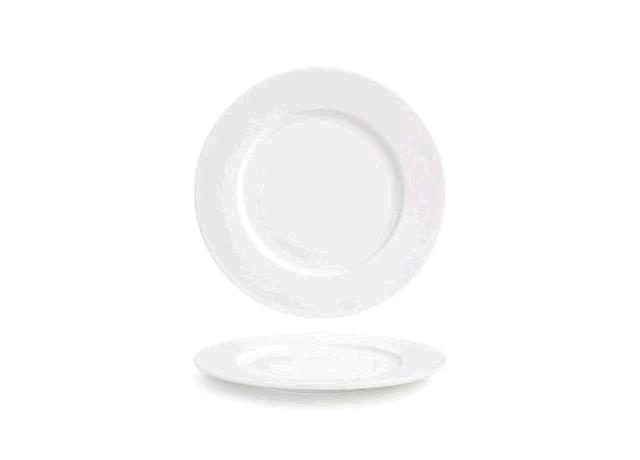 Where to find B B Dessert Plate 6.5  - Wht in Plymouth