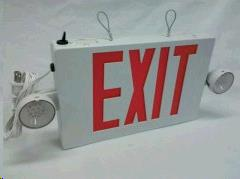 Where to find Exit Sign - Battery in Plymouth