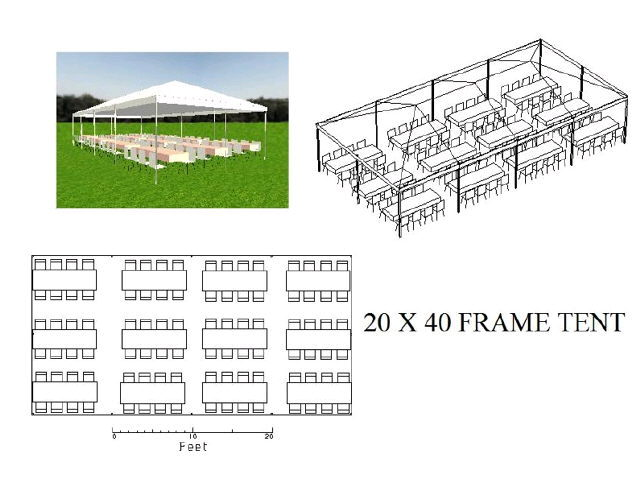 Frame Tent 20x40 Rentals Plymouth Ma Where To Rent Frame