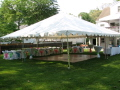 Rental store for Frame Tent 30x30 in Plymouth MA