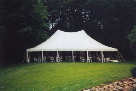 Where to find Pole Tent 30x45 in Plymouth