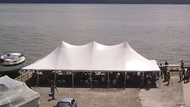 Pole Tent 30x60 3 Center Poles Rentals Plymouth Ma Where