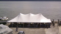 Rental store for Pole Tent 30x60 - 3 Center Poles in Plymouth MA