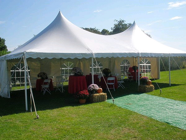Where to find Pole Tent 20x40 in Plymouth