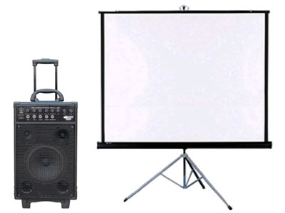 Rent Audio/visual