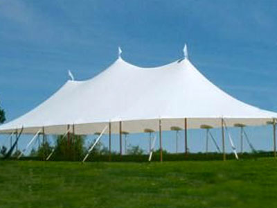 Rent Sailcloth Tent