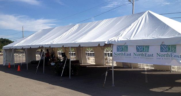 Frame tent 20x60 eco rentals Plymouth MA | Where to rent frame tent ...