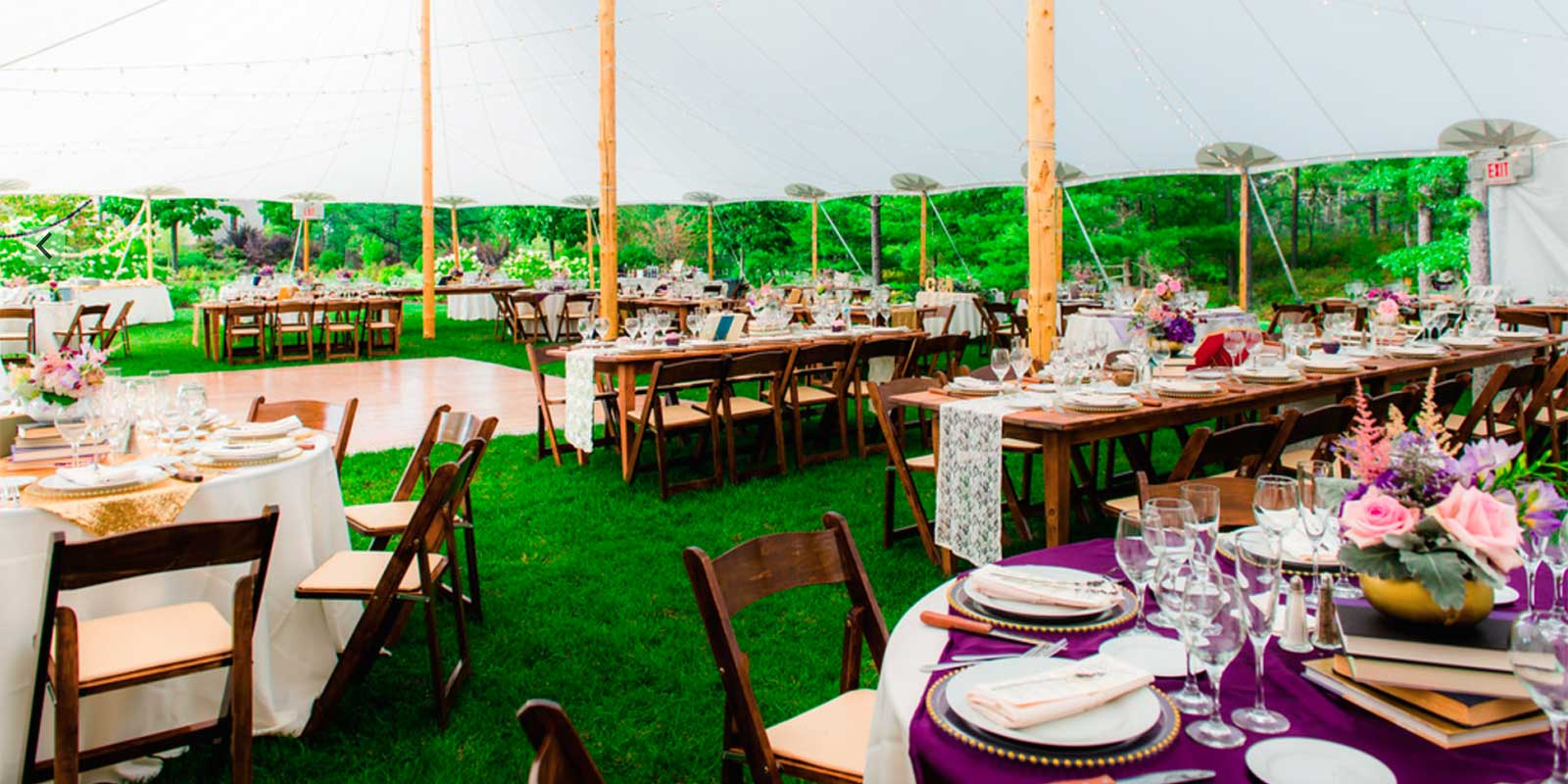 Party Rentals in Cape Cod