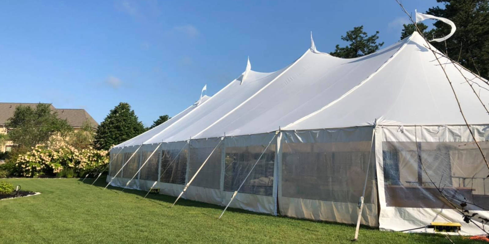 Tent Rentals in Plymouth
