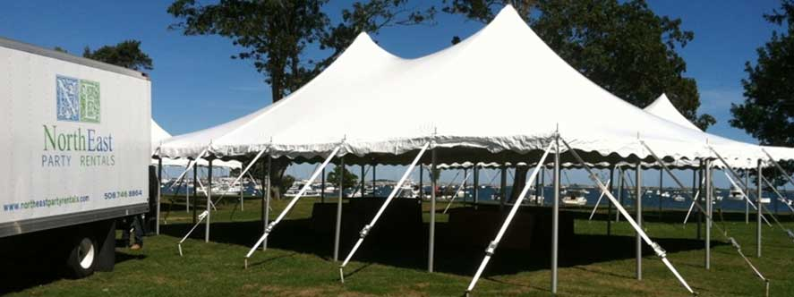 Northeast Tent Amp Party Rentals Serving South Shore Ma